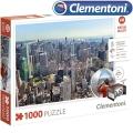 Clementoni Ню Йорк Виртуален Пъзел 1000ч
