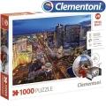 Clementoni Las Vegas Виртуален Пъзел 1000ч