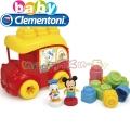 "Clementoni Clemmy Конструктор ""Камион"""