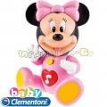 2015 Baby Clementoni Интерактивна пееща Minnie Mouse 14918