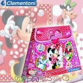 Clementoni Minnie Mouse - Пъзел 104ч. Shopping Bag 20402