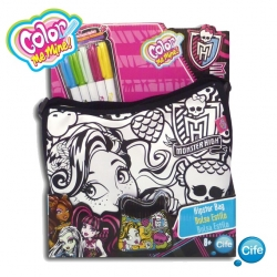 Color Me Mine Чанта през рамо Monster High 45916