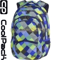Cool Pack College Раница Blue Patchwork