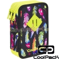 Cool Pack Jumper 3 Ученически несесер Feathers