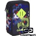 Cool Pack Jumper 3 Ученически несесер Football