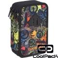 Cool Pack Jumper 3 Ученически несесер Free Styles