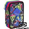 Cool pack Jumper 3 Ученически несесер Geometric Shapes