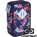 Cool pack Jumper 3 Ученически несесер Tropical Bluish