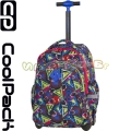 Cool Pack Trolley Junior Раница Geometric Shapes