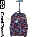 Cool Pack Trolley Junior Раница Tropical Bluish