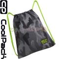 Cool Pack Sprint Торба Camo Green Neon