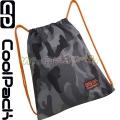 Cool Pack Sprint Торба Camo Orange Neon