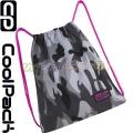 Cool Pack Sprint Торба Camo Pink Neon