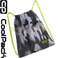 Cool Pack Sprint Торба Camo Yellow Neon