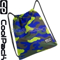 Cool Pack Sprint Торба Camoflage Lime
