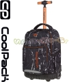 Cool Pack Trolley Swift Раница - Тролей Black Marble