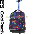 Cool Pack Trolley Swift Раница - Тролей Rainbow Hearts