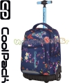 Cool Pack Trolley Swift Раница - Тролей Summer Dream