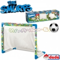Dede 103016 The Smurfs Детска футболна врата с топка