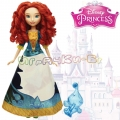 Disney Princess Кукла Мерида с магическа рокля