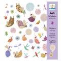 Djeco - Стикери Small Wings 160 броя DJ08832