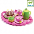 Djeco - Комплект Рожден Ден в розово 6511