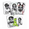 Djeco Детски карти за игра Grimaces