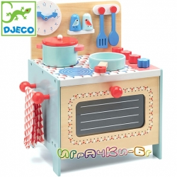 Djeco Детска кухня Lili Roses Kitchen DJ06507