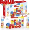 Dolu Детски конструктор Jumblocks 50 части 5031