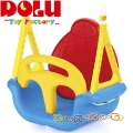Dolu Детска люлка 3в1 Jumbo Swing 7055