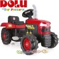 Dolu Детски трактор с педали Red 8050