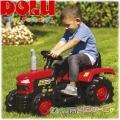 Dolu Детски акумулаторен трактор с педали 6V Red 8061