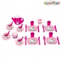 Ecoiffier - Чаен сервиз Hello Kitty 1002609