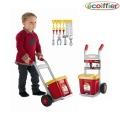Ecoiffier - Количка с инструменти 2381