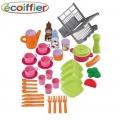 Ecoiffier - Комплект кухненски прибори Cool Cook 2619