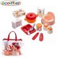 Ecoiffier - Комплект 13 аксесоара Nursery 2830