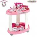 Ecoiffier - Количка за сервиране Hello Kitty 1604