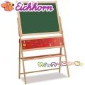Eichhorn Дървенa магнитна дъска 60ч. за рисуване 100002579