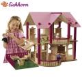 Eichhorn - Дървена къща с кукли 2513