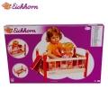 Eichhorn - Дървено легло за кукла 4041