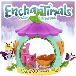 Enchantimals Мини Буболечета Комплект Банята на малката Пеперудка FXM97
