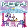 Enchantimals Градинска беседка с кукла Patter Peacock и паун Flap FRH49