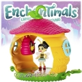 Enchantimals Мини Буболечета Комплект Спалнята на малката Пчеличка FXM99
