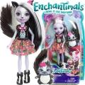 Enchantimals Кукла Скункс Sage Skunk DYC75