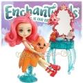 Enchantimals Комплект за игра Тоалетката на Starling морската звезда FKV59