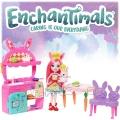 Enchantimals Комплект Забавна кухня с Bree Bunny и зайчето Twist FRH47