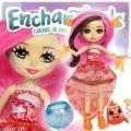Enchantimals Кукла с променящ се цвят Clarita Clownfish и рибката Cackle FKV54