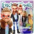 Enchantimals Пазителите на гората Кукла Hixby Hedgehog и таралеж Pointer FJJ22