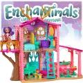 Enchantimals Къща за елени на два етажа с кукла Danessa Deer и животинче FRH50