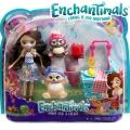 Enchantimals Игрален комплект Paws for a Picnic FCC62